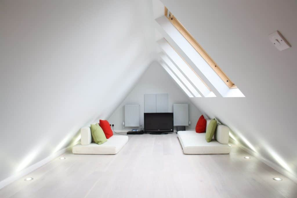 Loft Conversion Childrens Den
